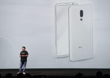 Meizu se lanza al mercado de los móviles ?todo pantalla? con el 16