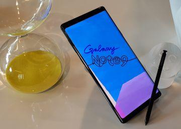 Samsung Galaxy Note 9: el lápiz electrónico se transforma en mando a distancia