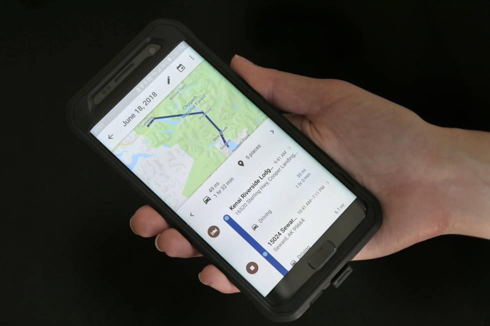 Google sigue tu rastro, aunque le digas que no lo haga