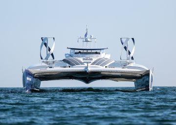?Energy Observer?, el primer barco propulsado por energías renovables e hidrógeno