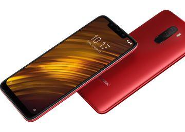 Xiaomi presenta en Europa su Pocophone F1 como un Iphone X por 329 euros