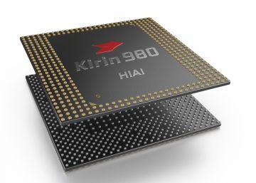 Huawei presenta su nuevo ?superchip? Kirin 980, preparado para pensar por sí mismo