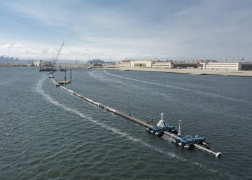 Una nueva tecnología para desmantelar el vertedero de plástico más grande del Pacífico