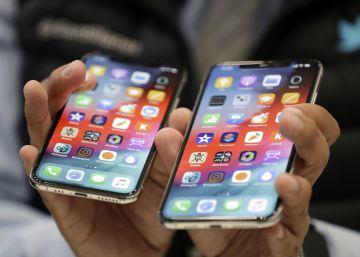 Con los nuevos iPhone en la mano