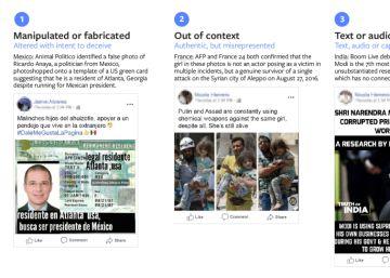 Facebook extiende los sistemas de detección de bulos a fotos y vídeos