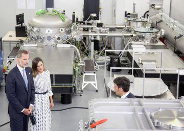 Salamanca inaugura uno de los diez láseres más potentes del mundo
