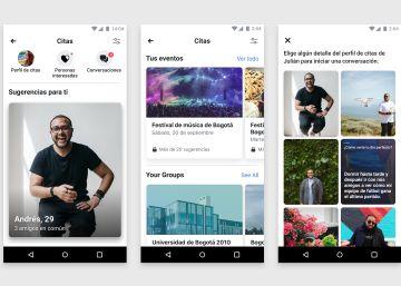 Facebook estrena en Colombia su inédita aplicación para ligar