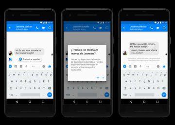 Cómo traducir mensajes a otros idiomas en Whatsapp y Messenger