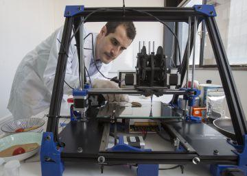 La impresora de filetes de Barcelona