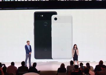 Google presenta el móvil Pixel 3, una tableta y un asistente