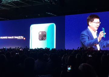 Huawei se hace más listo que Samsung y Apple con su Mate 20 Pro