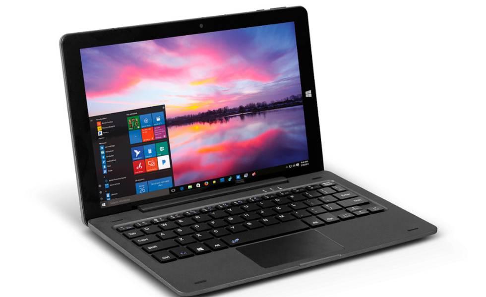 Schneider lanza su primer portátil híbrido con Windows