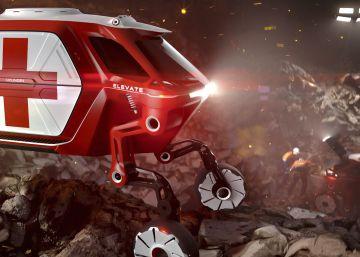 Un coche con patas, una funda de móvil voladora y otros inventos curiosos del CES