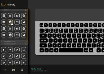 La era de los teclados configurables: se impone la tinta electrónica