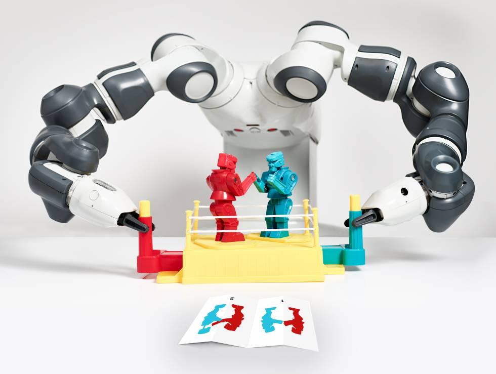Los robots ya no solo imitan