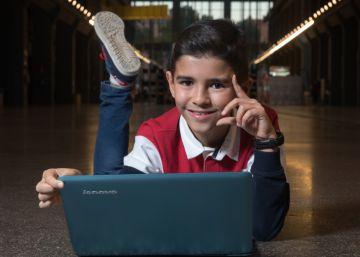 El niño de 11 años que ha programado más de 100 videojuegos