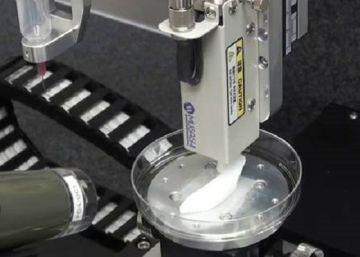 La impresora 3D se instala en el quirófano