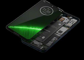 Motorola renueva el G7, el móvil clase media con pretensiones