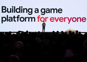 Google presenta Stadia, una multiplataforma de videojuegos en ?streaming?