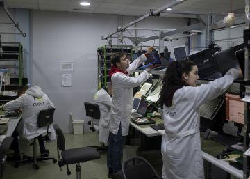 El hospital europeo de la tecnología