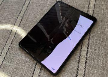 Reportan varios fallos en la pantalla del Samsung Galaxy Fold con apenas dos días de uso