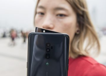 La china OPPO da un salto en la fotografía móvil con un periscopio en la cámara