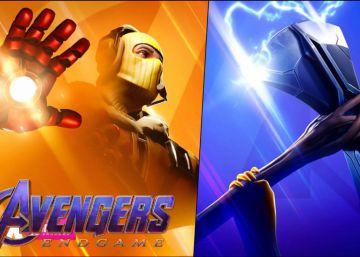 ?Fortnite?: notas del parche 8.50; llegan Thanos y Vengadores Endgame