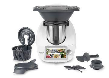 Thermomix TM6: el robot de cocina más conectado