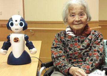 La robótica crece en el sector de la asistencia personal