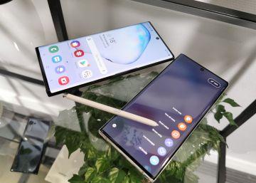 Samsung Galaxy Note 10 +: el móvil con varita mágica