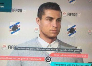 ?FIFA 20? convierte a Cristiano y Messi en entrenadores