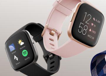Fitbit Versa 2: el reloj que escucha a Alexa y a Spotify