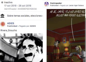 Así operaba la red falsa a favor del PP: la tercera mayor campaña política en Facebook
