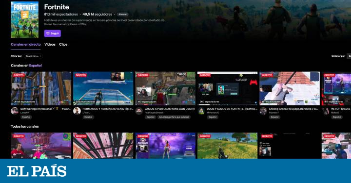 Streamlabs Game Capture Doesnt Capture Fortnite The Leaders Of Streaming From Fortnite To Twitch The Video Game Reigns On The Internet Technology Spain S News