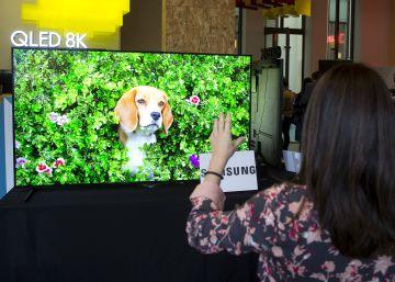 La televisión 8K busca hueco cuando la 4K aún da sus primeros pasos