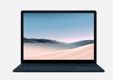 Las claves del Microsoft Surface Laptop 3