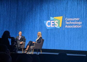 Ivanka Trump protagoniza el discurso más esperado y controvertido del CES