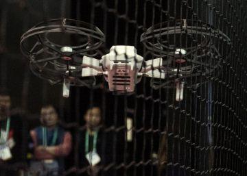 ¿Espías en el aire? EE UU quiere prohibir los drones chinos y en España están por todas partes