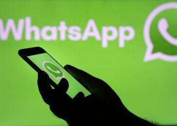 Cae el servicio de envío de imágenes, vídeos y audios en Whatsapp