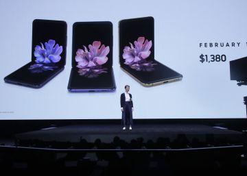 Samsung vuelve a intentarlo con las pantallas plegables con el Galaxy Z Flip