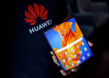 Huawei Mate Xs: el nuevo móvil de pantalla plegable y bisagra irrompible