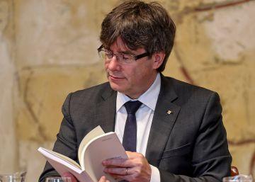 Los libros que debería leer Puigdemont
