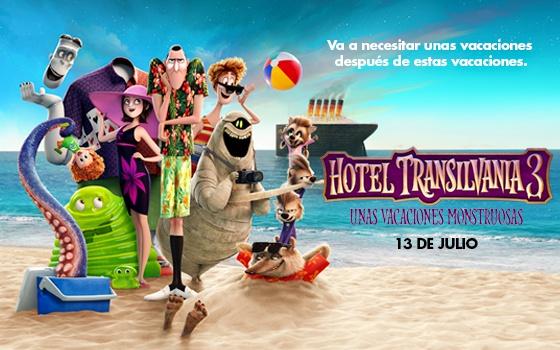 Asiste Al Preestreno De Hotel Transilvania 3 El País