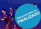 Te llevamos al partido FC Barcelona - Valencia