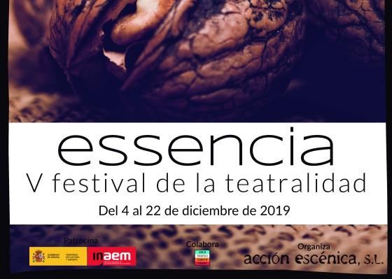 Asiste al Festival Essencia en la Sala Cuarta Pared | EL ...