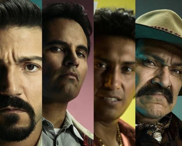 ¿Quién es quién en Narcos México?